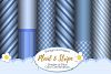 54 Plaid,Stripe & Dots on Blue Shades JPG Background Papers example image 12