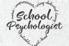 School Psychologist svg, school counselor svg, psych svg example image 2