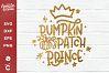 Pumpkin Patch Prince SVGs, Pumpkin SVG, Pumpkin Patch SVG example image 1