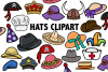 Hats Clipart example image 1