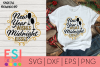 New Years SVG | New Year Wishes Midnight Kisses example image 1