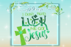 I Don't Need Luck I've Got Jesus SVG DXF example image 2