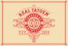 REAL TATOEM FONT example image 1