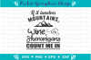 Wine svg, Mountains svg, Shenanigans Svg, Mountains svg example image 2