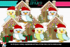 Christmas Parrots 3 example image 1