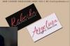 Elizabeth Luxury Signature Font example image 5
