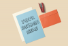 Stationery Branding Mockup Scene|2160X2160 example image 1