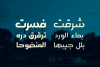 Hetaf - Arabic Typeface example image 3