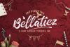Bellatiez Font Duo example image 1
