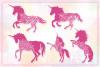 Unicorn Mandala SVG Cut Files Pack example image 3