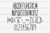 JP Skinny Font example image 2