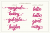 Malyka - Handwritten Script example image 5