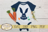 Hoppy Easter Bunny SVG - Easter cut file example image 2