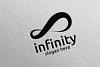 Infinity loop logo Design 28 example image 4