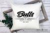 Bull, Bull Basketball, Sport, Design, PRINT, CUT, DESIGN example image 3