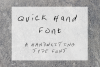 Quick Hand example image 1