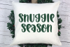 Christmas Laughter - A Holiday Hand-Written Font Trio example image 9