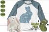 Plaid & Grunge Easter / Spring SVG Cut File Bundle example image 3