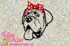 Bullmastiff with Bandana example image 1