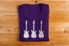 Electric Guitar SVG File Cutting Template example image 2