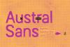 Austral Sans Blur example image 19