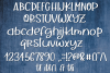 Little Furball - A Hand-Written Font example image 5
