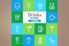 Outlined Drinks Icons example image 1