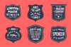 S&S Nickson Font Bundles  example image 5