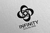Infinity loop logo Design 18 example image 4