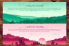 Panorama Landscapes Set example image 3