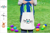 Easter Bundle SVG / DXF / EPS / PNG files example image 5