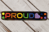 Proud LGBTQIA Embroidery example image 1