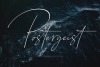 Baltimore // Straight Signature Font example image 7