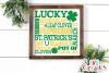 St. Patrick's Day Cut File Bundle example image 16
