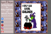 I only Use local Children design File example image 4