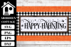 Happy Haunting SVG example image 1