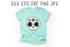 Skull SVG example image 1