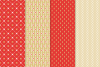 27 Christmas Seamless Patterns example image 3