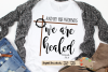 Healed svg Christian Faith t-shirt svg Isaiah 53 5 scripture example image 1