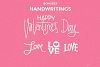 Valentine's Day Quotes Collection Cutting File example image 2
