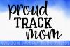 TrackMom SVG, Sports SVG example image 1