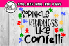 Sprinkle kindness like confetti example image 1