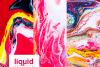 Textures liquid watercolor acrylic marble example image 3