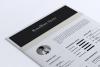 Minimalist CV / Resume Template Vol. 05 example image 5