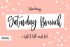 Silky Smooth Font Bundle example image 4