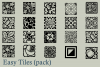 Easy Tiles (pack) example image 1