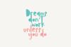 Fox Dreams - A Fun Handwritten Font example image 11
