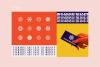 96 Geometric shapes & logo marks VOL.2 example image 13