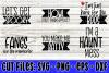 Halloween Bundle- Cut File example image 1