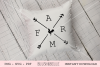 Farm Arrows - PNG SVG PDF example image 1